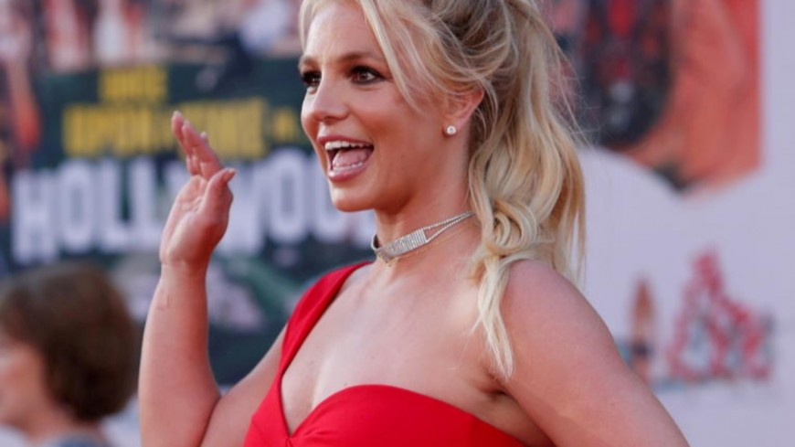 Britney Spears s'est fianciée !