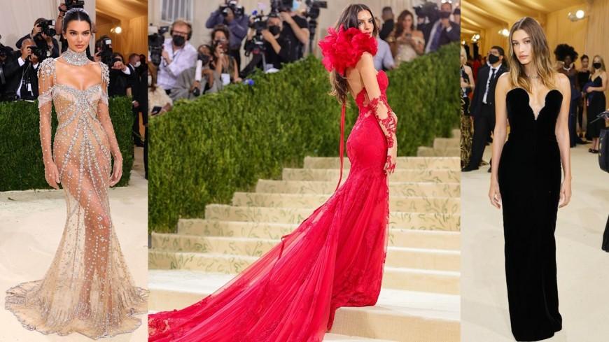 Les plus beaux looks repérés sur le tapis rouge du Met Gala 2021 !