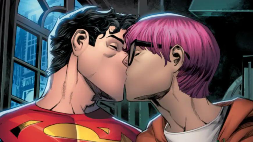 Le prochain Superman sera bisexuel !