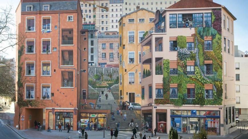 Une visite guidée est organisée pour (re)découvrir les murs peints et le street art à Lyon !