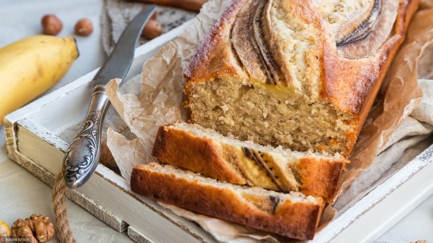 Cuisine : La délicieuse recette du Banana Bread