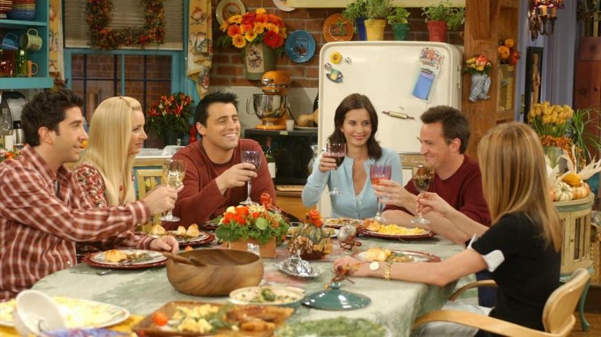 Cuisine : découvrez prochainement le livre de recettes tirées de Friends