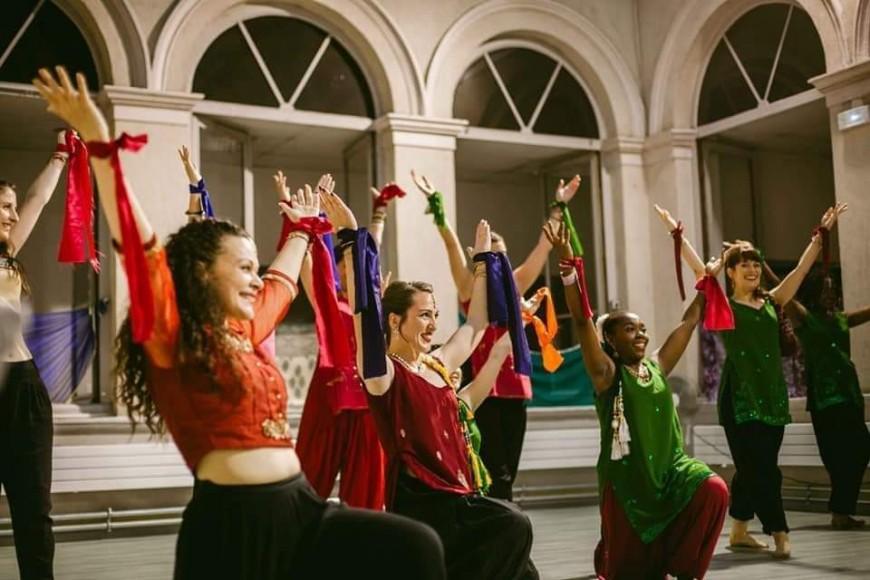 Participez à un stage de danse Bollywood