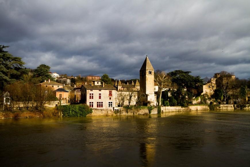 Loisirs : Visite de L'île Barbe et Saint-Rambert, écrin de verdure de la Saône