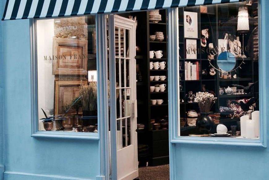 La boutique Maison Franc
