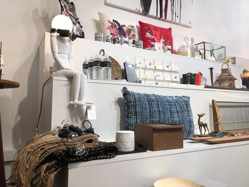 /\M/\L gallery : La galerie conceptuelle pensée comme une boutique