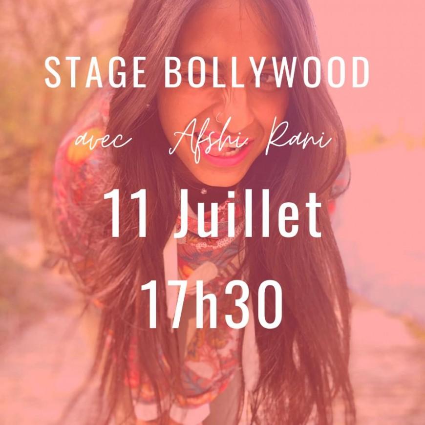 Loisirs : Stage d'été Danse Bollywood