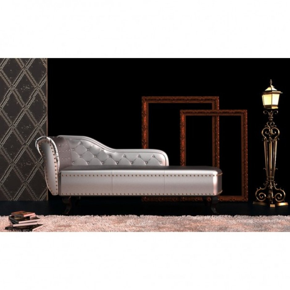 meridienne chesterfield. Black Bedroom Furniture Sets. Home Design Ideas