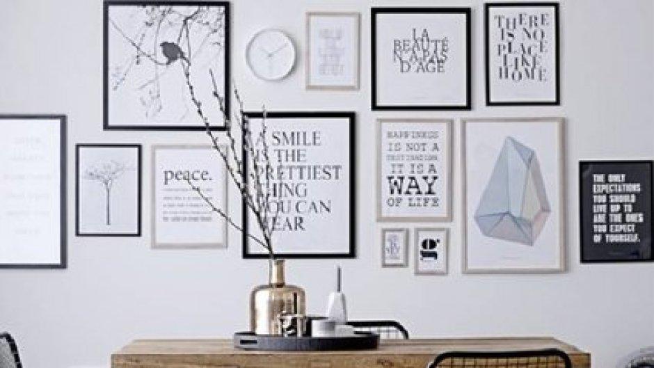 Décorer Un Grand Pan De Mur de nouvelles idÉes dÉco pour dÉcorer vos murs | lyon femmes