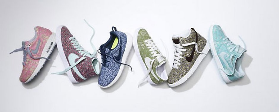 basket nike x liberty