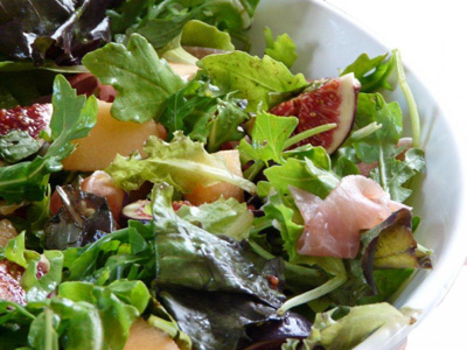 recettes salades vertes simples. Black Bedroom Furniture Sets. Home Design Ideas
