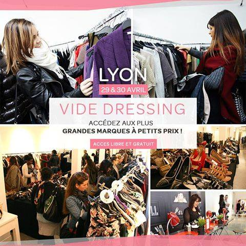 vide dressing les grandes marques petits prix lyon lyon femmes. Black Bedroom Furniture Sets. Home Design Ideas