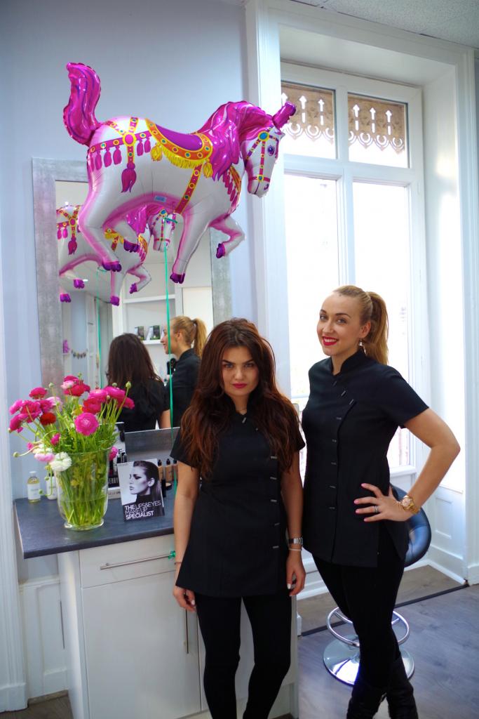 Carolina et Morgana @ La lyonnaise // Mon comptoir beauté