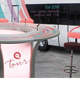 QVC TOUR : la marque de shopping en ligne débarque à Lyon ce week-end !