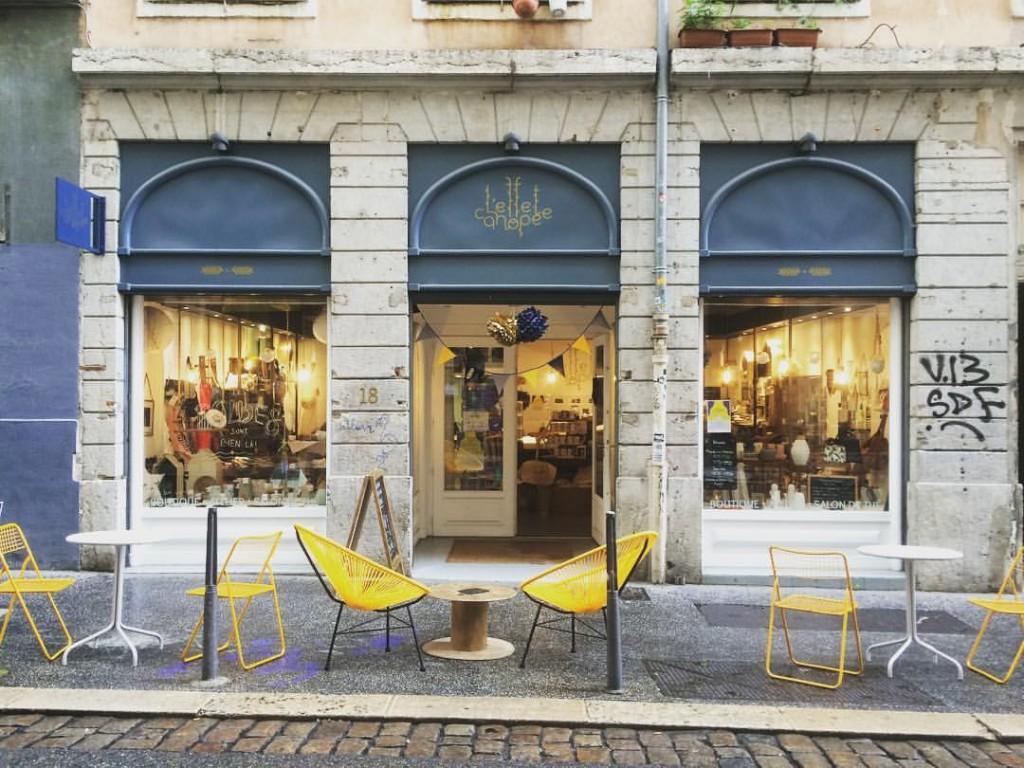 L Effet Canopee Une Boutique Lyonnaise Originale