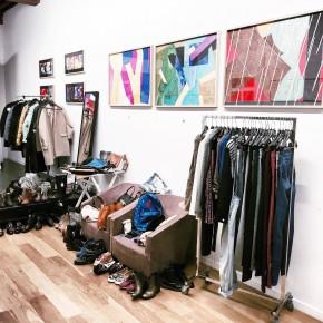 MODE : les blogueuses lyonnaises vident leur dressing à la galerie d'art SLIKA !