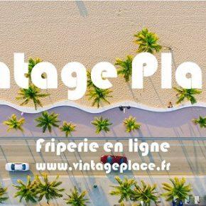 Vintage Place, la friperie en ligne spécial vintage