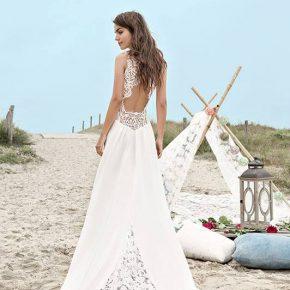 Coup de coeur pour les robes de mariée de la boutique Fabienne Alagama