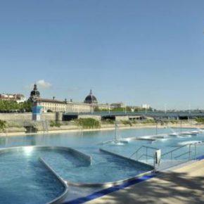 Du nouveau à la piscine du Rhône … Un resto !