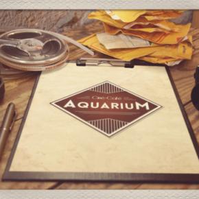 L'Aquarium ciné-café : comme un poisson dans un canapé !