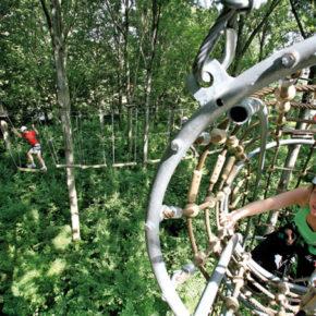 «Mission ultime» de l'été : soyez aventurière avec le parc City Aventure !