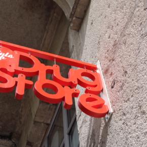Une boutique insolite à Lyon … Celle de l'agence Hula-Hoop !