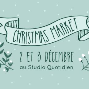 Little LAB : Un christmas market à ne pas manquer sur Lyon !