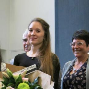 Une jeune lyonnaise remporte le prix de la nouvelle George Sand 2017 !