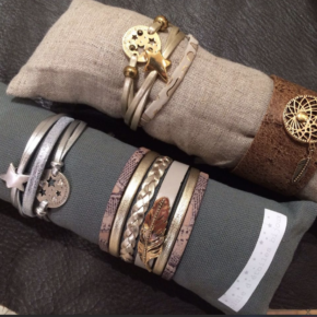 pluie d'étoiles bijoux : la collection bijoux des lyonnaises !