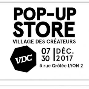 Village des créateurs : Un pop-up store pour les fêtes !