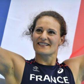 MELINA ROBERT-MICHON : élue athlète de l'année