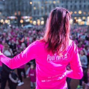 Courir POUR ELLES se mobilise pour les droits des femmes