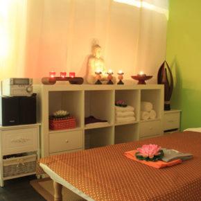 Un massage express chez SoukSabai