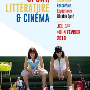 Festival sport, littérature et cinéma 2018 : les femmes à l'honneur