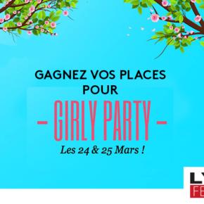 Des Filles et des Bulles: Girly Party !