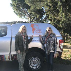 Deux aventurières lyonnaises en route vers le Trophée Roses des Andes