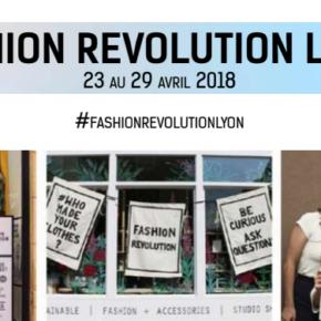 La Fashion Revolution débarque à Lyon !
