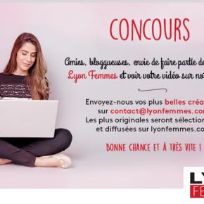 Concours : Participez à l'aventure Lyon Femmes !