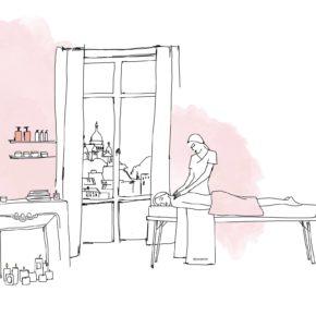 MON ÉCHAPPÉE BELLE: maison de coiffure & de beauté