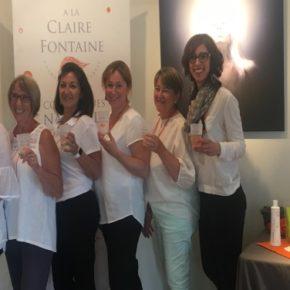A La Claire Fontaine: la marque de cosmétique naturelle !