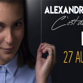 Alexandra PIZZAGALI à l'Espace Gerson !