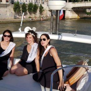 EVJF avec les Yachts de Lyon !