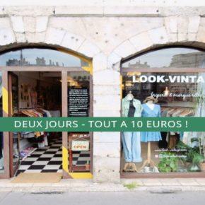 Chez Look Vintage c'est tout à 10€ !