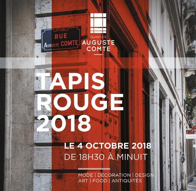 La Soiree Tapis Rouge De La Rue Auguste Comte Est De Retour