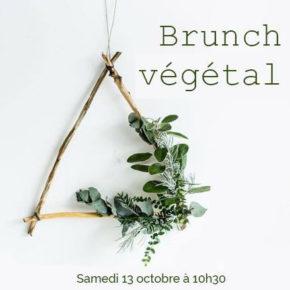 Rendez-vous pour un Brunch Végétal !