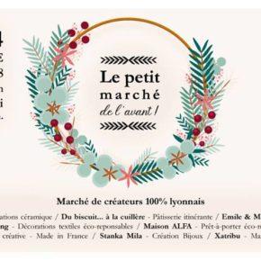 «Le Petit Marché de l'Avant» arrive à Lyon ce samedi !