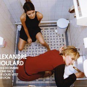 «Dans les toilettes des filles» une expo by Alexandre Moulard !