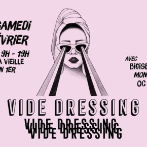 Premier vide dressing au Sales Gosses Ink & More à Lyon !