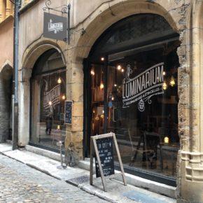 Le Luminarium, le salon de thé qui rayonne au coeur du vieux Lyon !