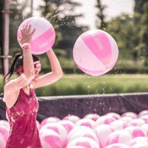 Muddy Angel Run, une course pour la lutte contre le cancer du sein !